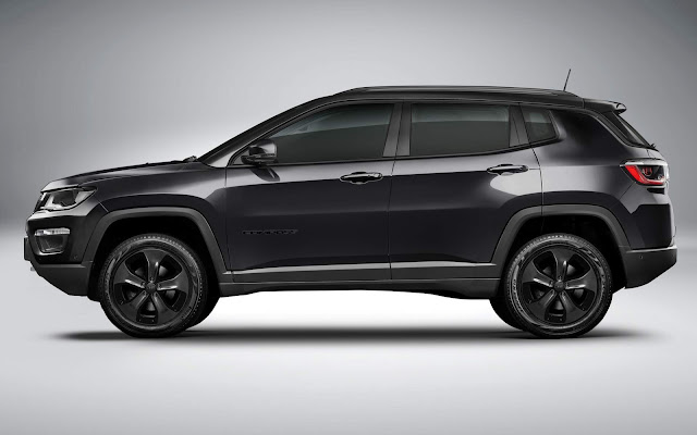 Jeep Compass 2018 Night Eagle