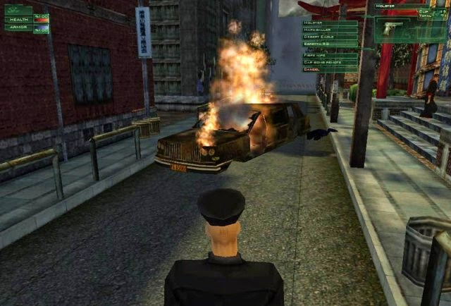 Hitman 1 Codename 47 Free Download PC Game