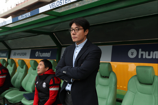 FC Seoul Manager Hwang Sunhong will be desperate for his side to pick up a win during Sunday's Gyeongin Derby against Incheon United.