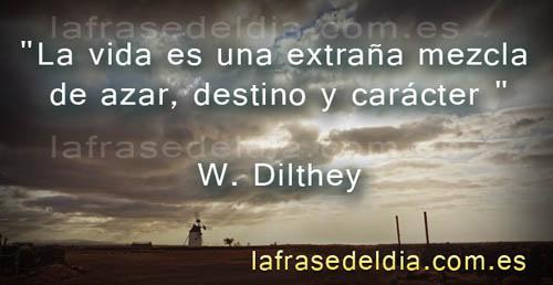 Citas famosas de Wilhelm Dilthey