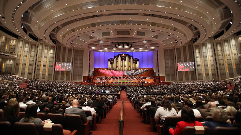 90 Thoughts from LDS Church General Conference (October 2017)