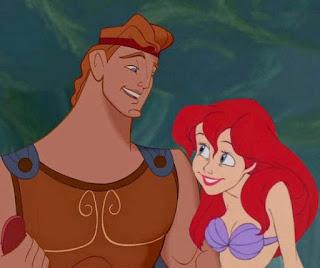 b2dd0e0d4 De acuerdo con la historia, Ariel es hija de rey Tritón y Hércules - del  dios Zeus. El rey Tritón es hijo de Poseidón, quien conforme a la mitología  griega ...