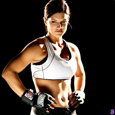 Sexy Female Karate: Gina Carano