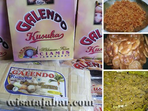 Kuliner makanan khas Ciamis