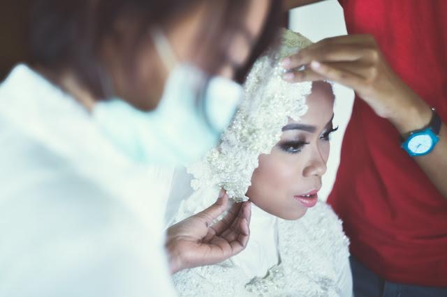 wedding hijab jogja, MUA yogyakarta