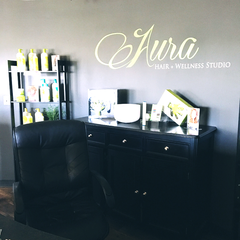 Aura, holistic salon, trapped emotion