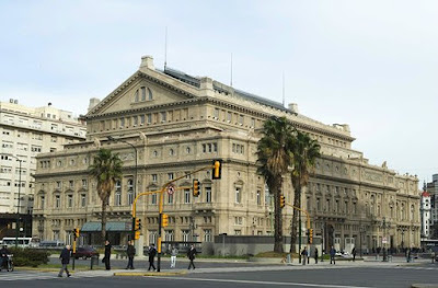 #Travel - O que quero ver em Buenos Aires Teatro Colón