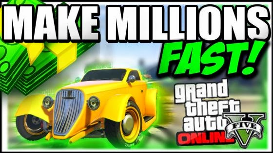GTA 5 Money Glitch How to become a millionaire fast online