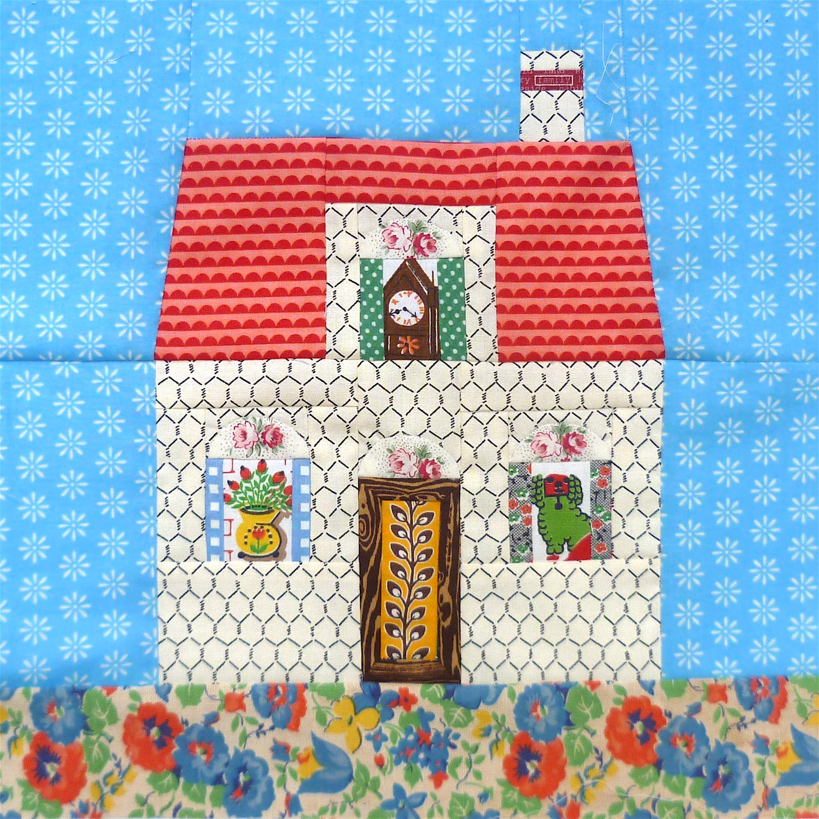 Verykerryberry house for charise for House of patterns