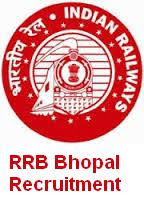 RRB Bhopal Recruitment