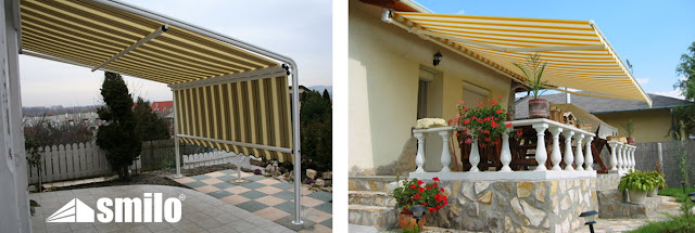 parasolare terase