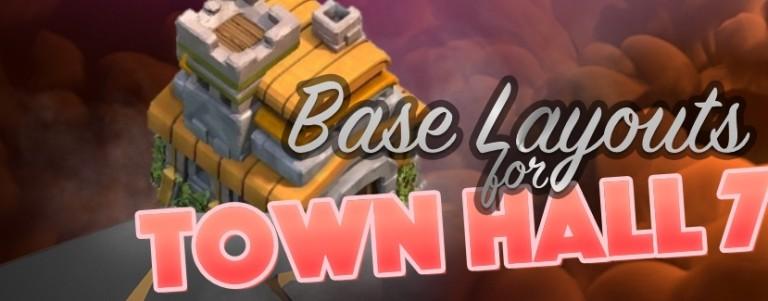 TH7 war Base & Base War Layouts
