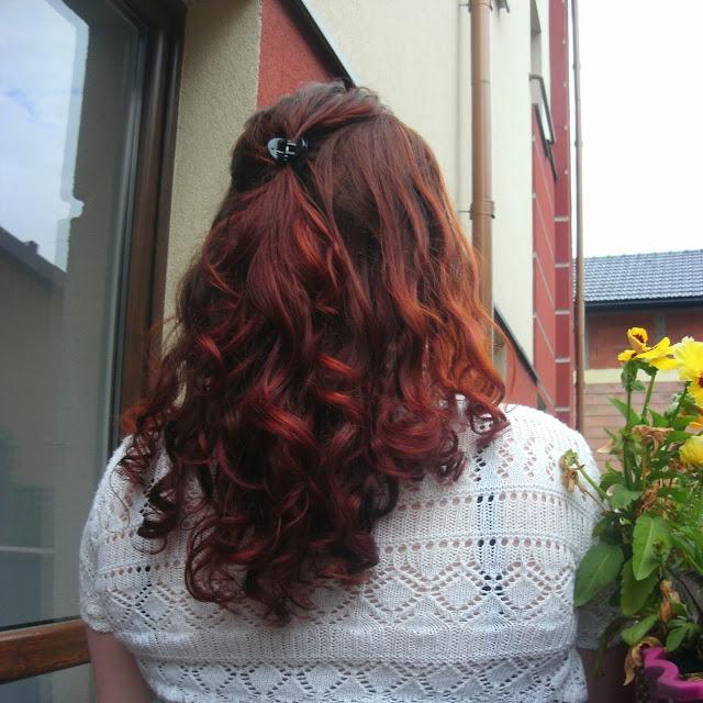 Włosy w lipcu 2017r.