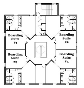 House Boarding House Plans Boarding House Plans   Design ModernsBoarding House Floor Plans