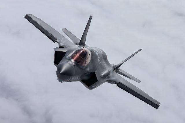 Belgium selected F-35