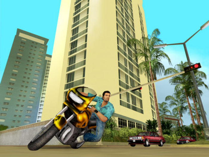 image result for 6. GTA: Vice City: [247MB]