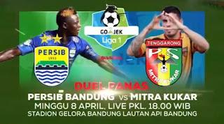 Prediksi Persib Bandung vs Mitra Kukar: Sama-Sama Target Bangkit dan Menang