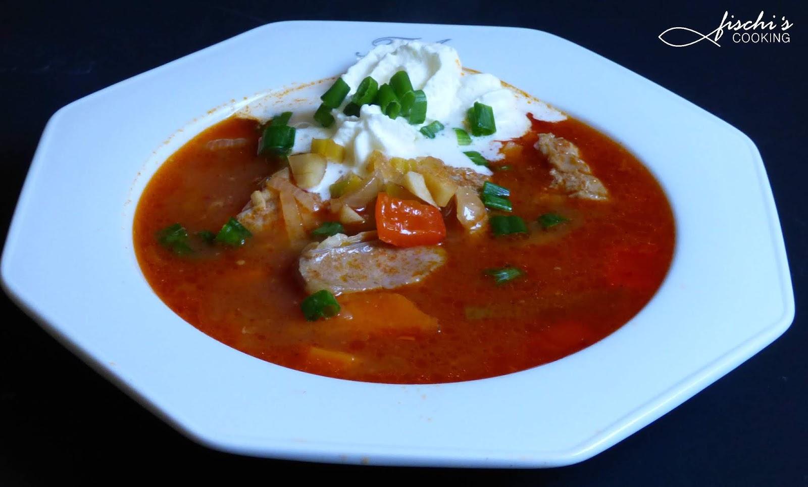 Ungarische fischsuppe rezepte