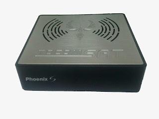Atualização Tocomsat Phoenix S V1.12 - 28/06/2018