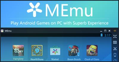MEmu, Τρέξτε Εφαρμογές και Παιχνίδια Android στο PC σας, windows, install, download