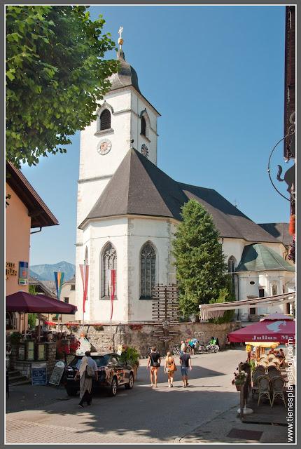St Wolfgang im Salzkammergut (Austria)