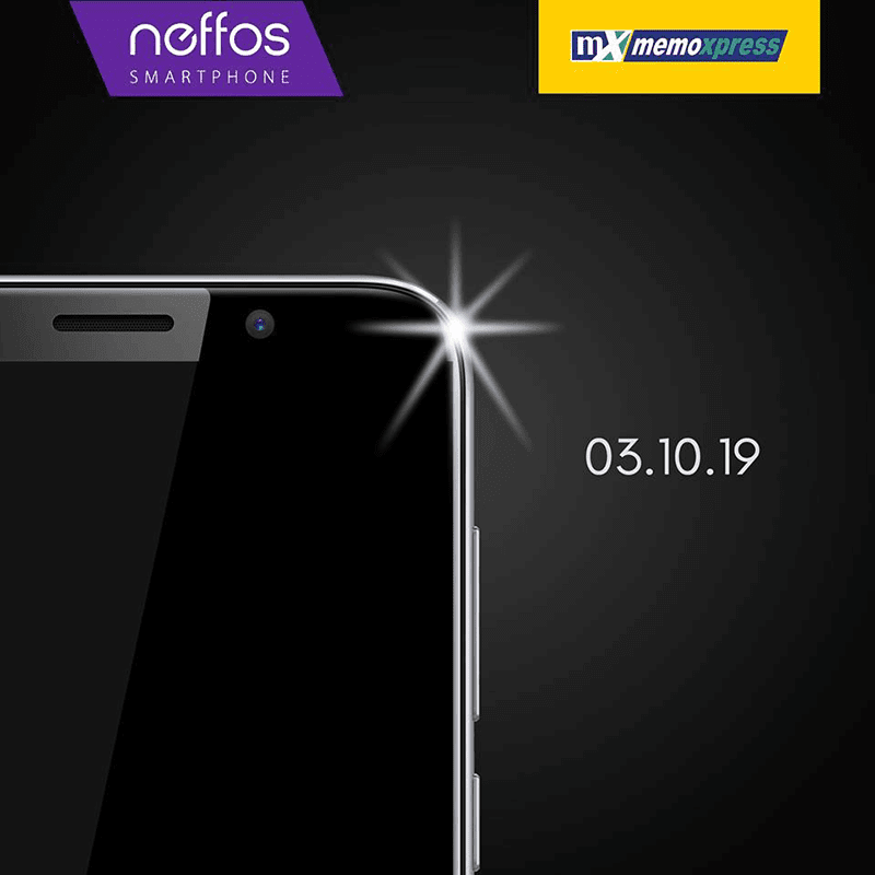 Neffos smartphone is coming to the Philippines this March!