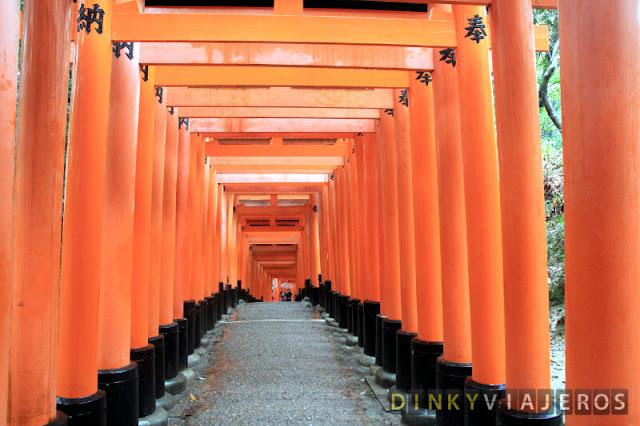 Senbon torii de Fushimi Inari-Taisha