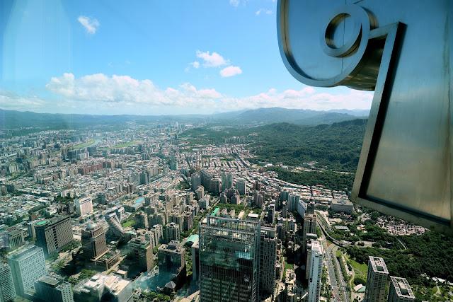 台北景點 台北101觀景台