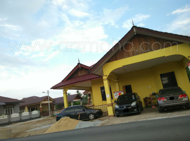 Kuala Terengganu, balik kampung,