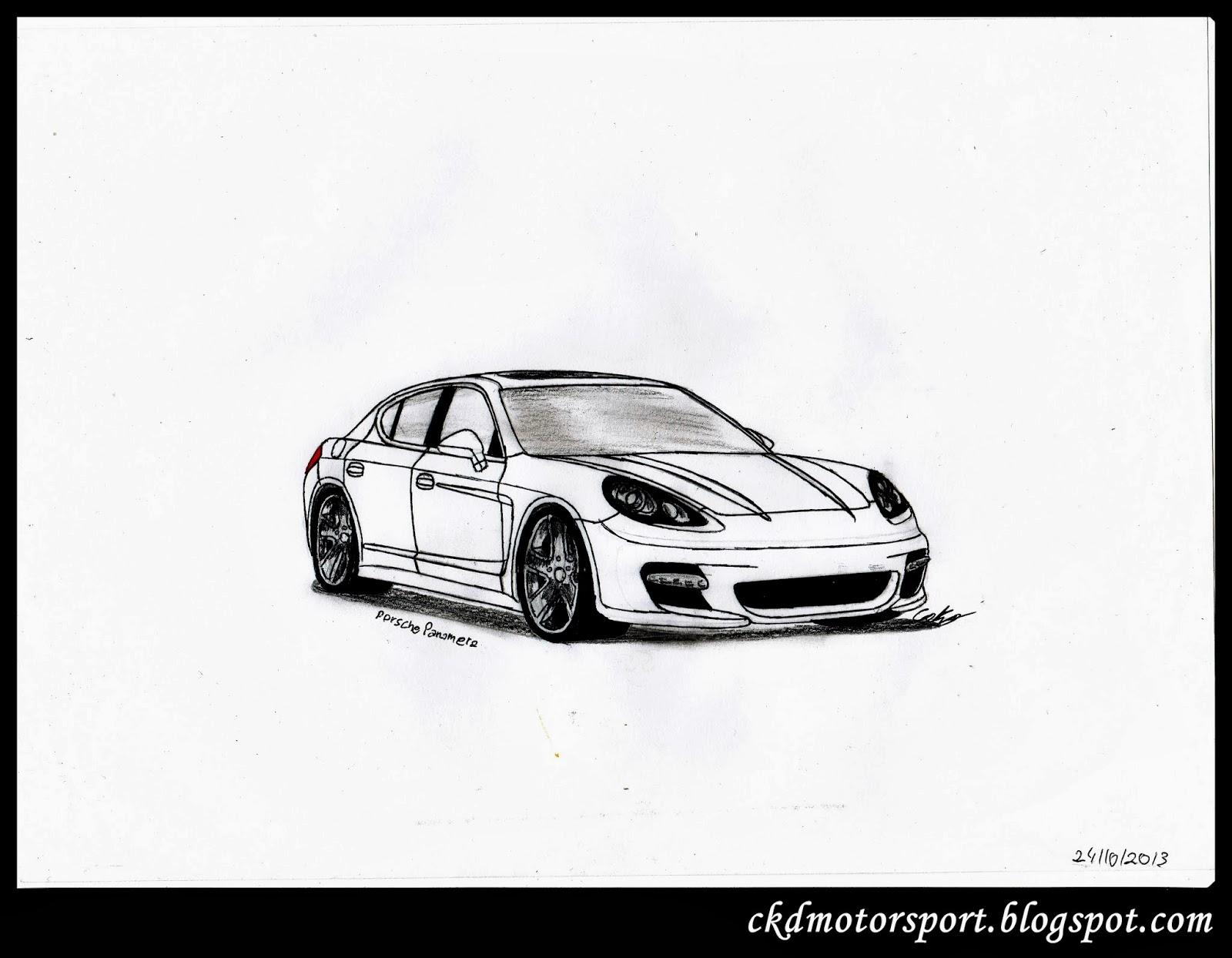 Ckd Motorsport Porsche Panamera