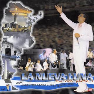 la nueva luna ARGENTINA CANTA CON LA NUEVA LUNA 2007