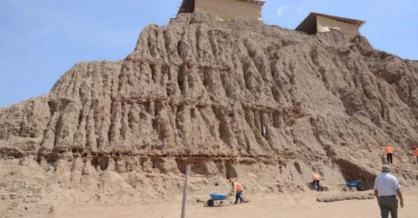 Invertirán S/ 3.5 millones en puesta en valor de sitios arqueológicos en Lambayeque en 2018
