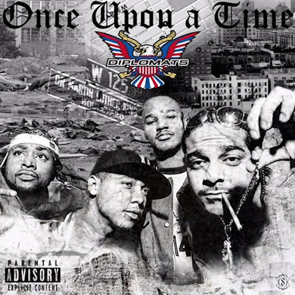 The Diplomats - Once Upon a Time - Single Cover