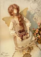 тильда кукла фея