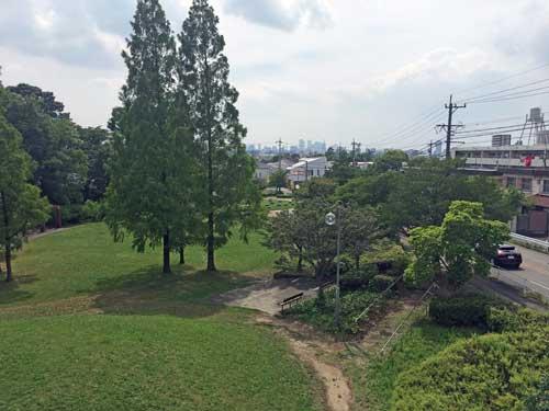 Chayagasaka Park, Nagoya.