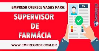 Supervisor de Farmácia