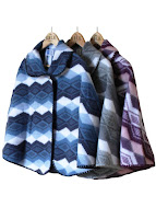 The Able Label Lilly Knitted Cape - Bed Jacket