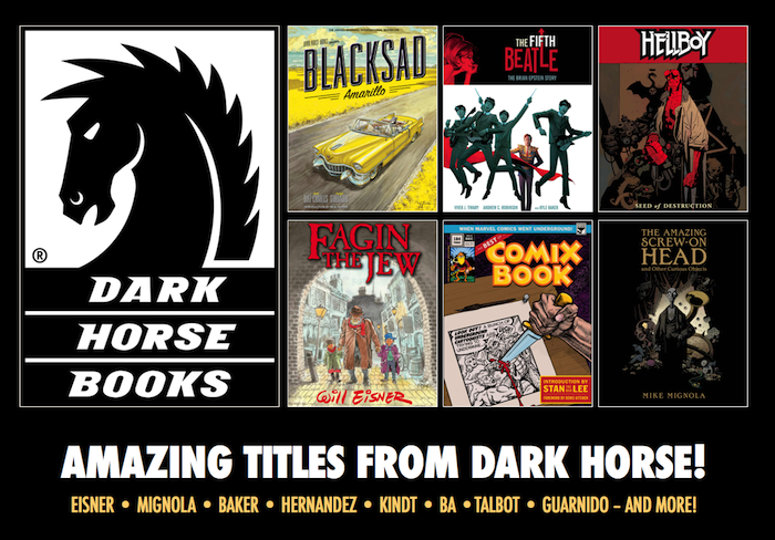 Digital Graphic Novels & Comics: SEQUENTIAL: Dark Horse