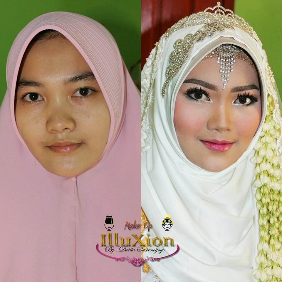 Tutorial Make Up Pengantin Lampung Rademakeup