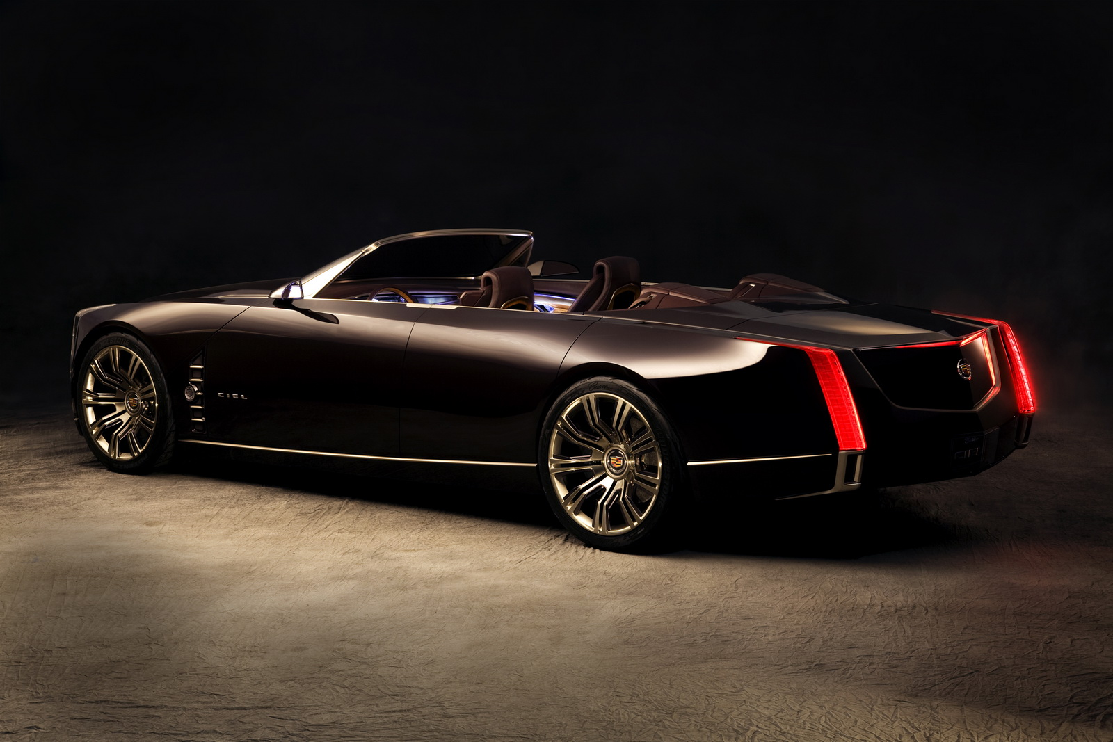 2013 Cadillac Ciel Concept Include Flagship Limo and ...