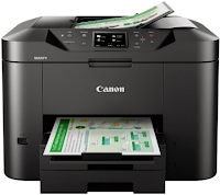 Canon MB2755 Setup Printer