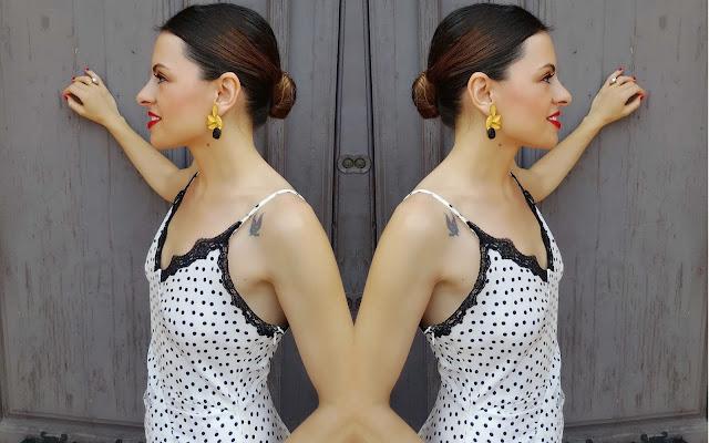 invitada-perfecta-vestido-de-lunares-todoloquemellama