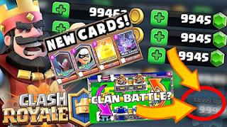 Download Game Clash Royale v2.0.0 MOD APK [Unlimited Money] Update Terbaru 2017