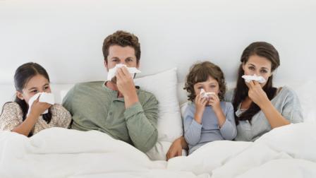 8 Cara Ampuh Menyembuhkan Flu Secara Alami
