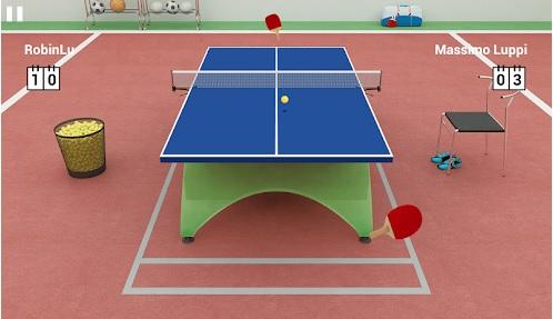7 Game Tenis Meja Ping Pong Mutliplayer Terbaik Hp Android