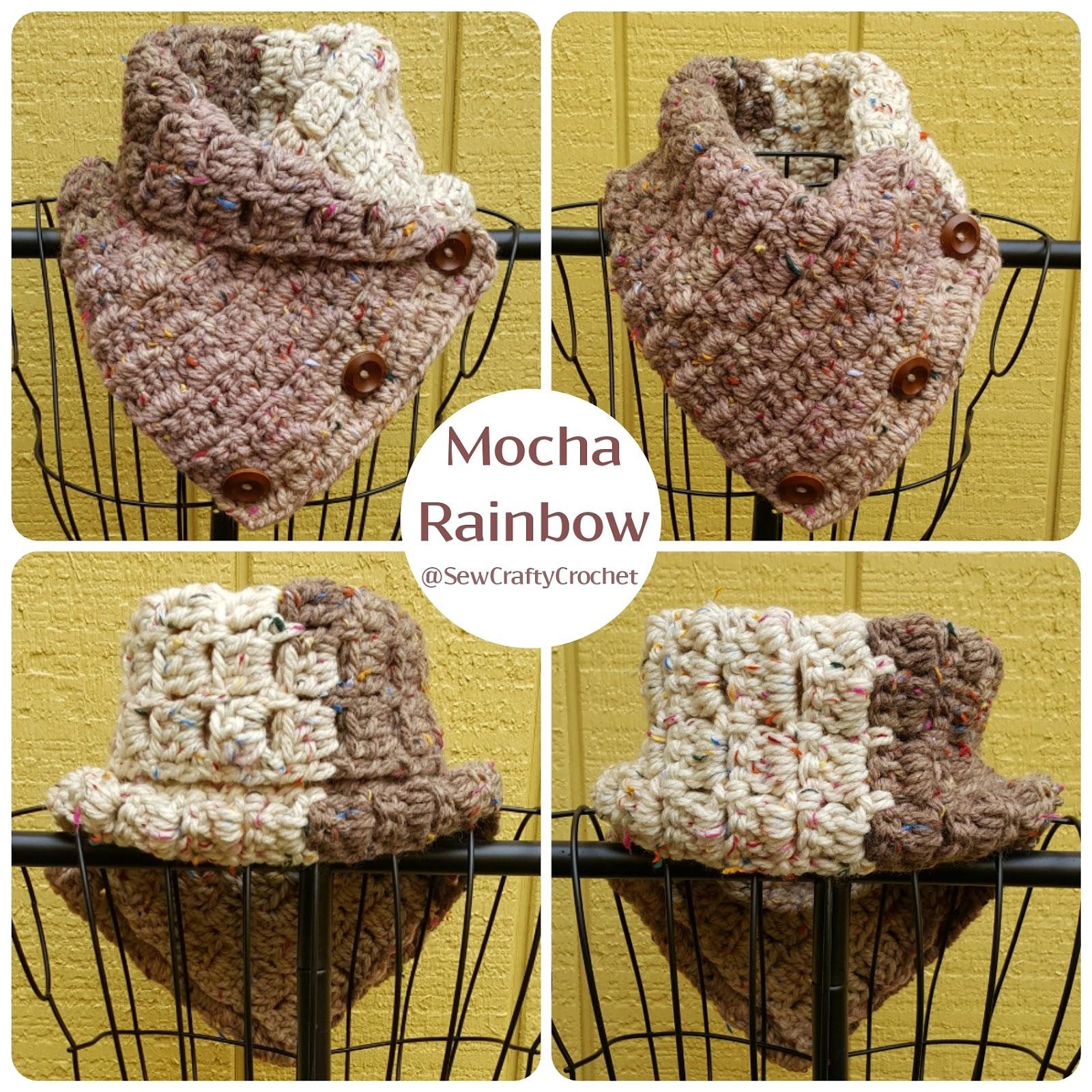 Earl Grey Margaret Cowl - Sew Crafty Crochet