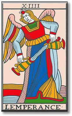 arcane du tarot 14