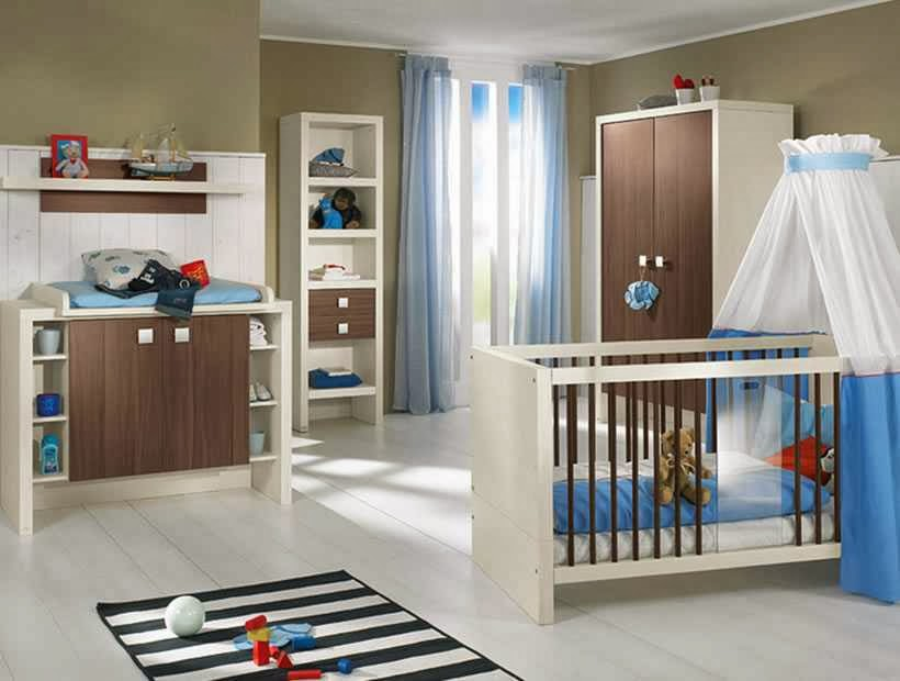 Baby Room Interior Decor