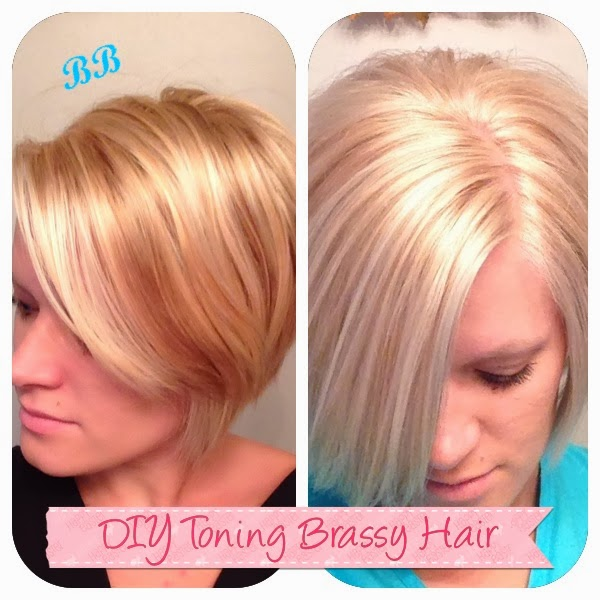 How To Get Brassy Tones Out Of Blonde Hair Naturally