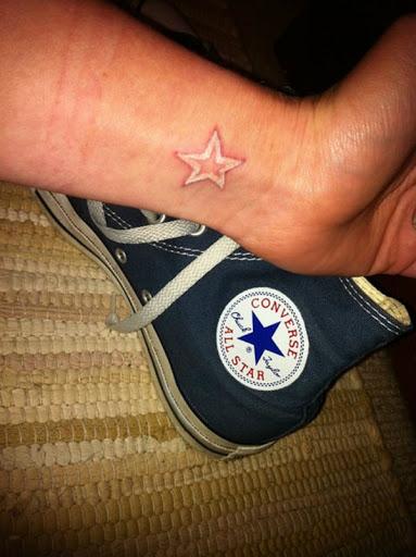 Uma estrela como o Inverso da